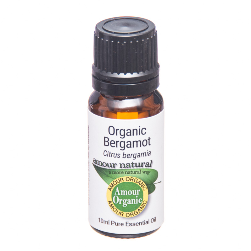 Bergamot Amour Natural Oil 10ml