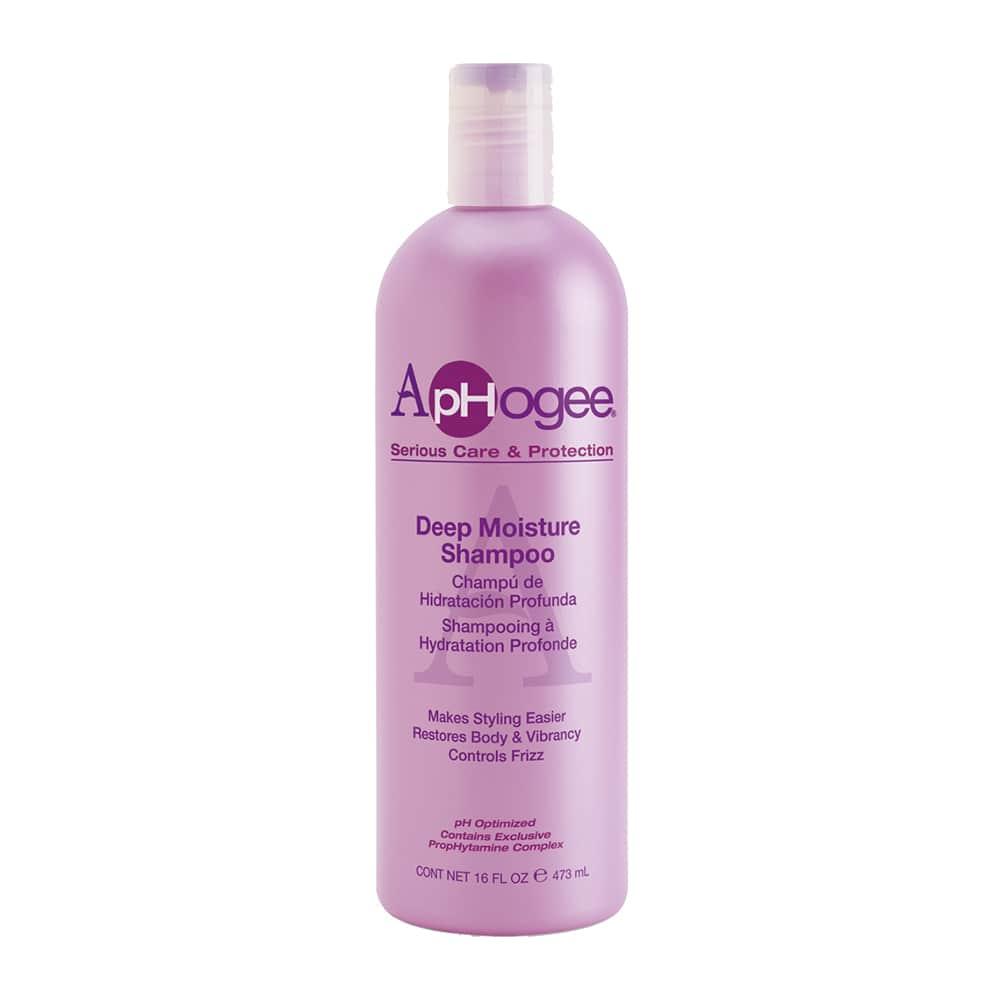 Aphogee Serious Care & Protection Deep Moisture 16oz Shampoo