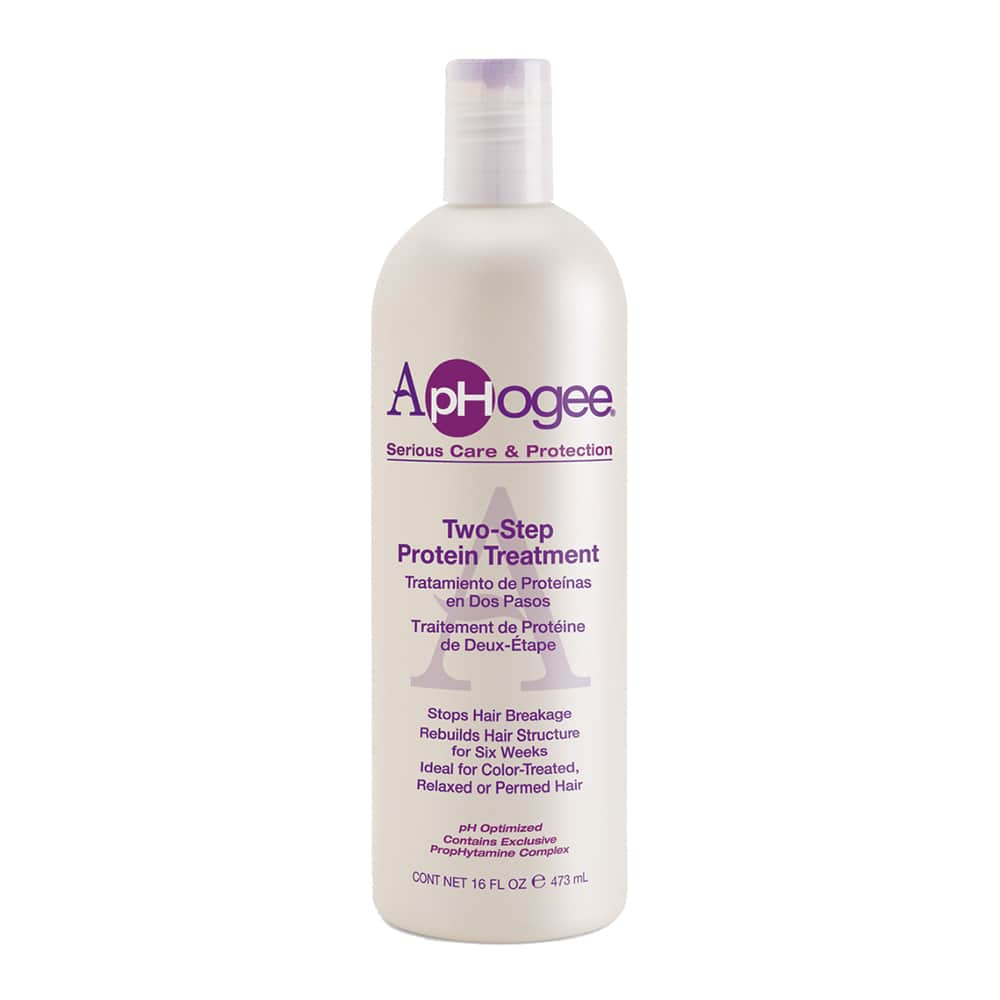 Aphogee Serious Care & Protection Two Step Protein Treatment 16oz