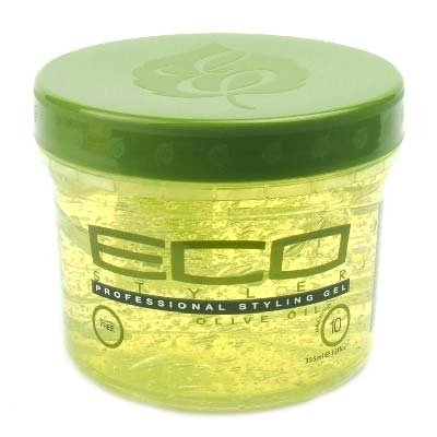 Eco Style Proffesional styling gel Olive Oil 12oz