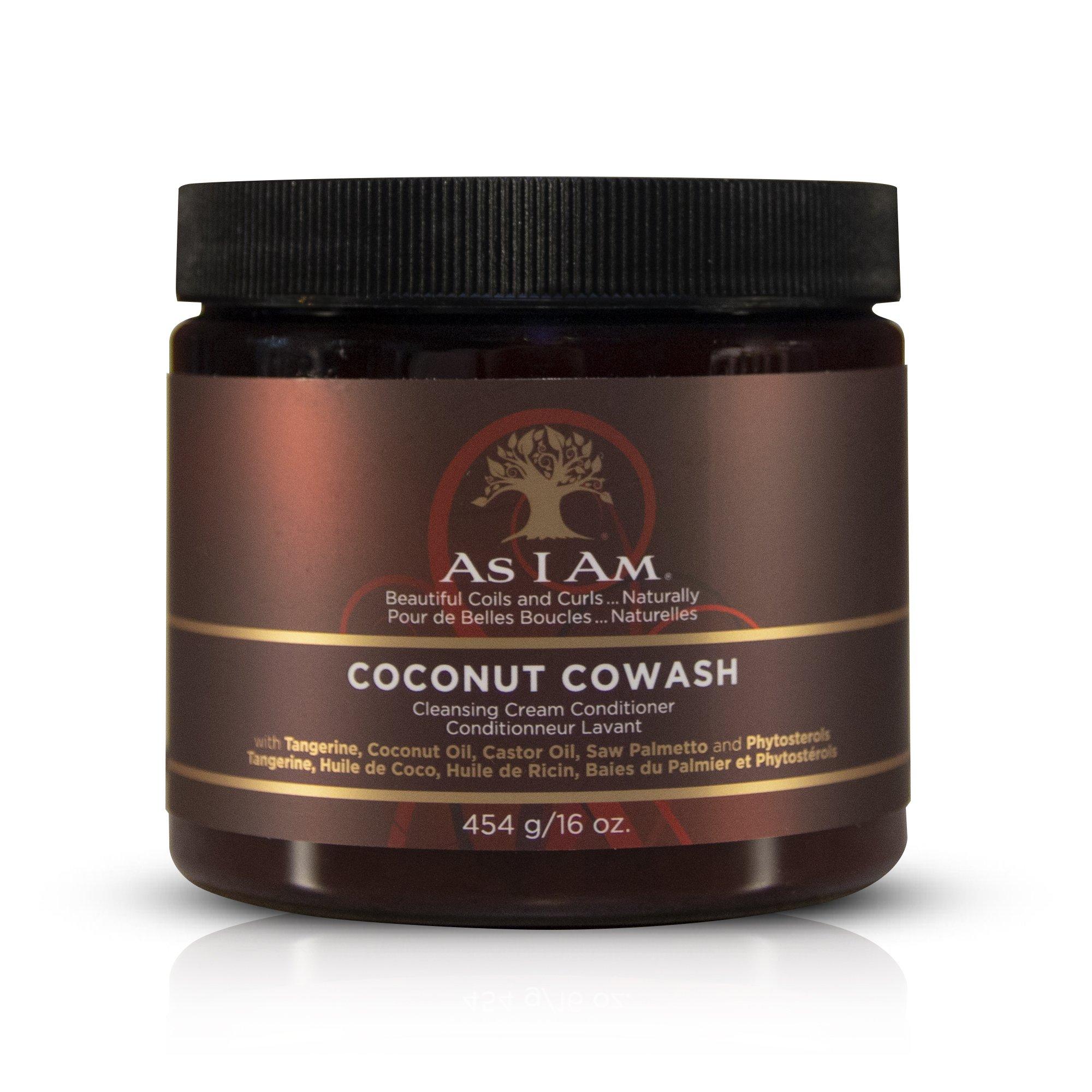 As i am Coconut Cowash 16oz