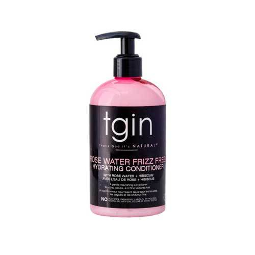 tgin Rose Water Frizz Free Hydrating Conditioner