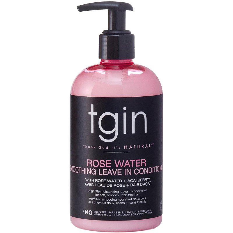 tgin Rose Water Smoothing Leave In Conditioner
