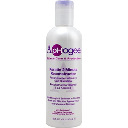 Aphogee Serious Care & Protection Keratin 2 minute Reconstructor 8oz