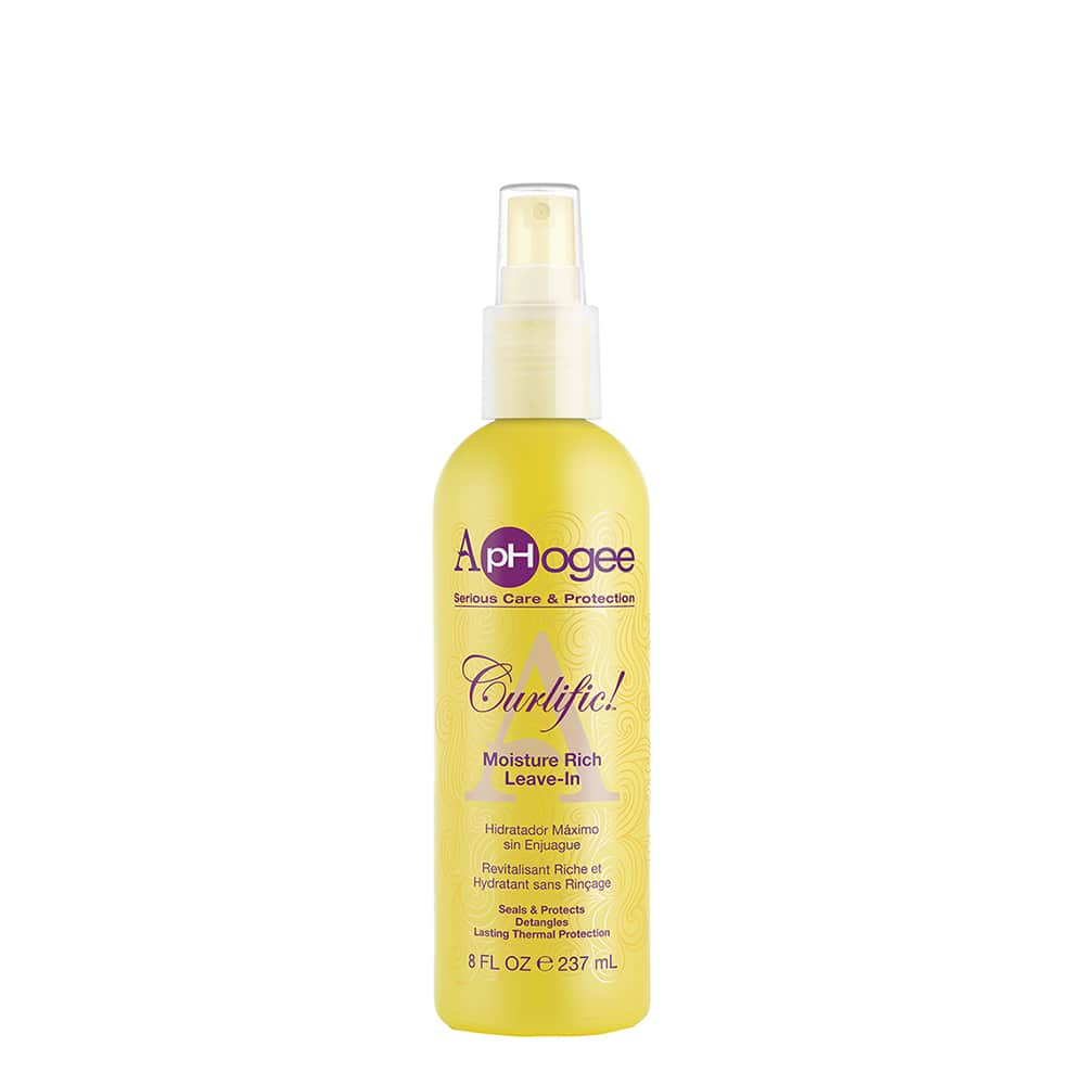 Aphogee Serious Care & Protection Curlific Moisture Rich Leave-In 8oz