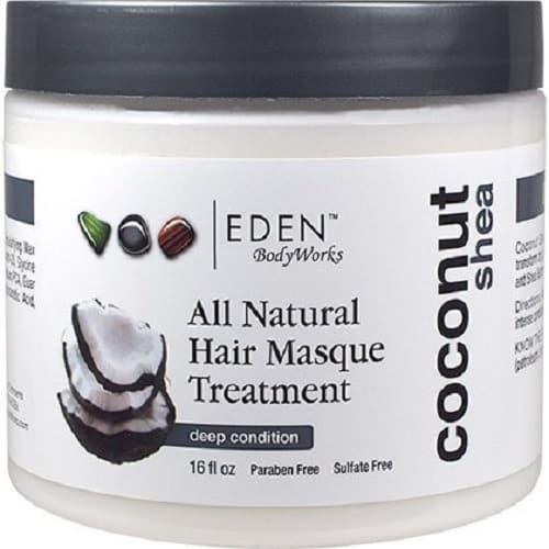 EDEN BodyWorks Coconut Shea All Natural Hair Masque (16 oz.)