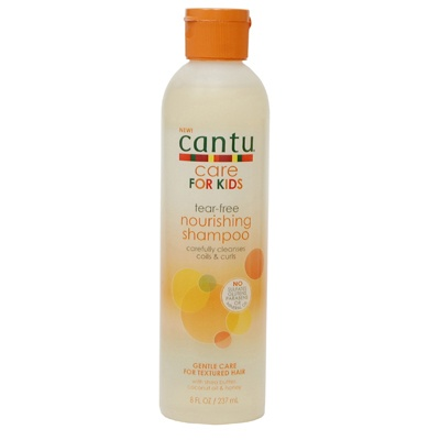 Cantu Care for Kids Tear-free Nourishing Shampoo 8oz