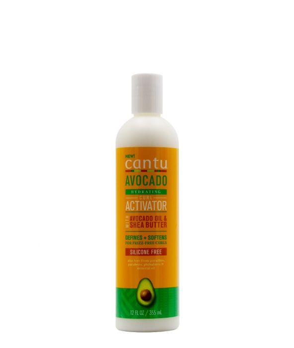 Cantu Avocado Hydrating Curl Activator 12oz