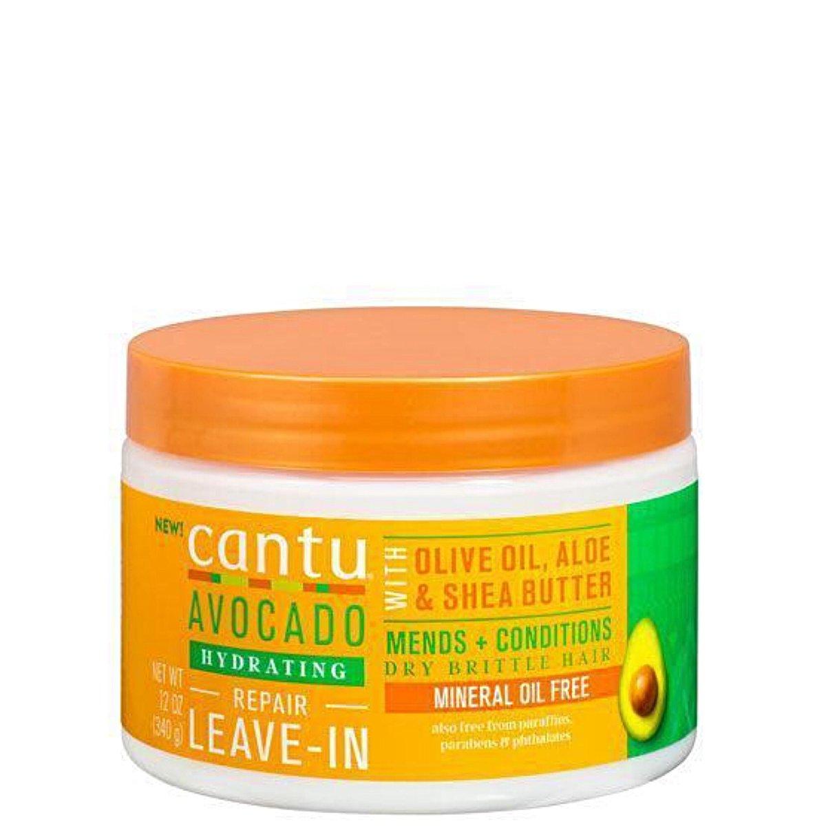 Cantu Avocado Hydrating Repair Leave-In 12oz