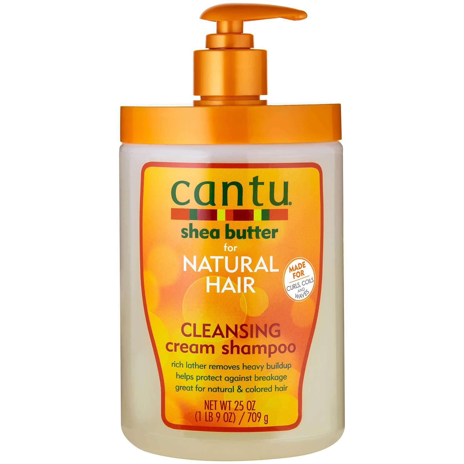 Cantu Shea Butter for Natural Hair Cleansing  Cream Shampoo 25oz