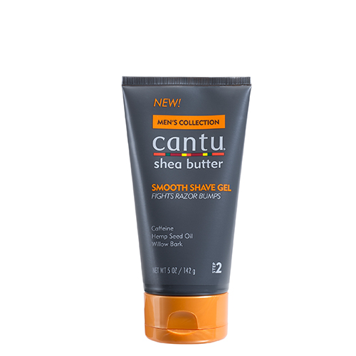 Cantu Shea Butter Men's Collection Smooth Shave Gel 5oz