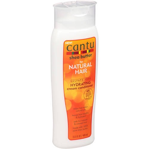 Cantu Shea Butter for Natural Hair Hydrating Cream Conditioner 13.5oz