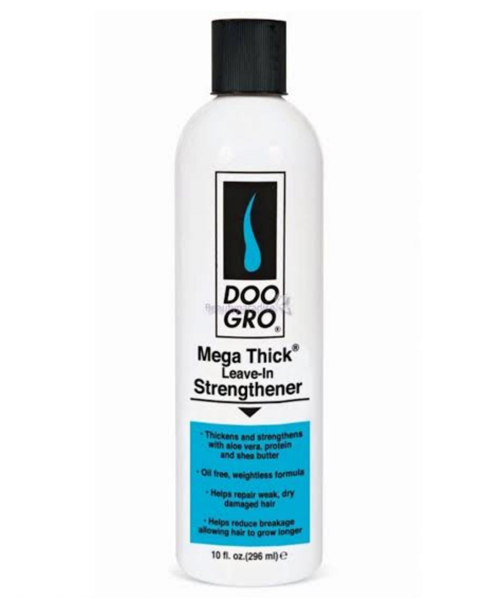 Doo Gro Mega Thick Leave-in Strengthener 10Oz