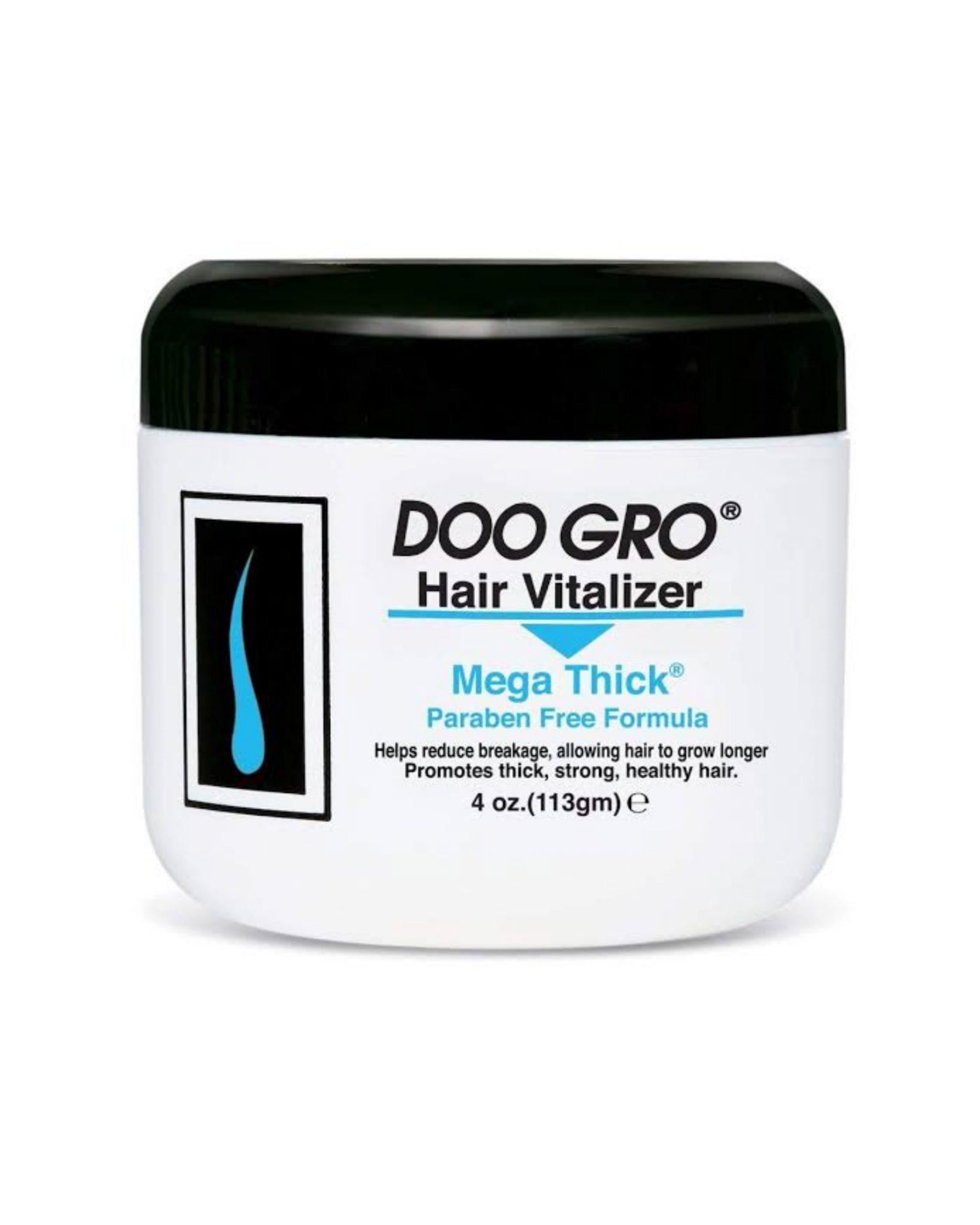 Doo Gro Mega Thick Hair Vitalizer 4Oz