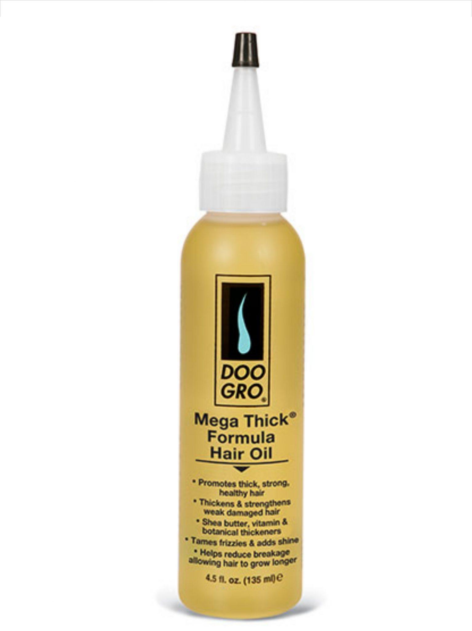 Doo Gro Mega Thick Formula Hair Oil 4.5Oz