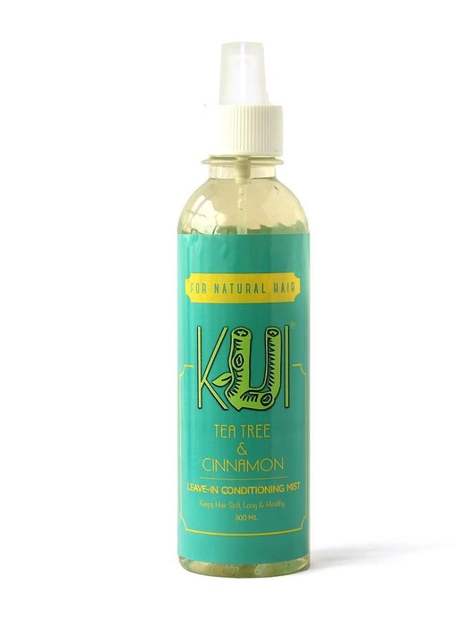 Kui Tea Tree & Moisturising Leave-In Conditioning Hair Mist
