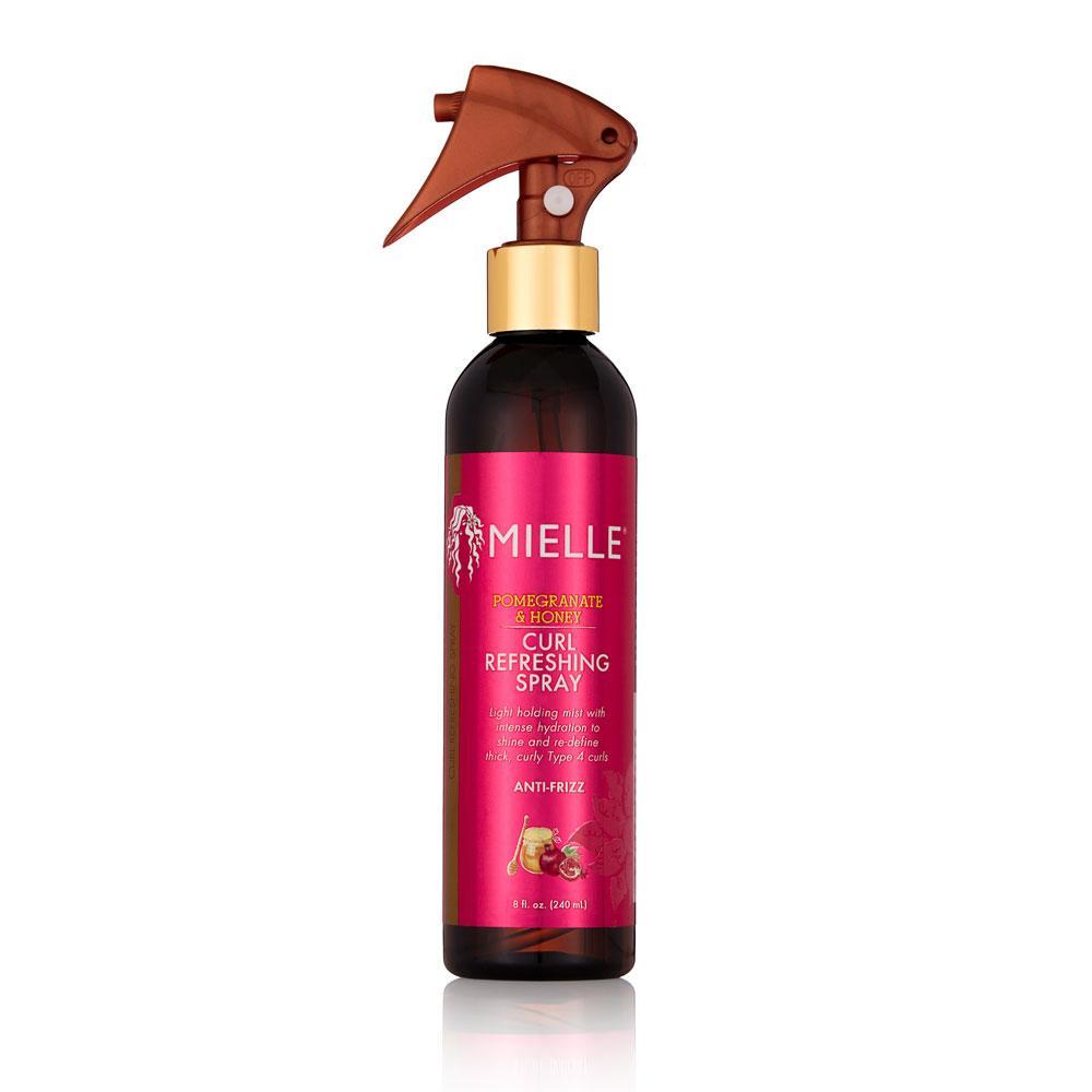 Mielle Organics Pomegranate and honey Curl Refreshing Spray