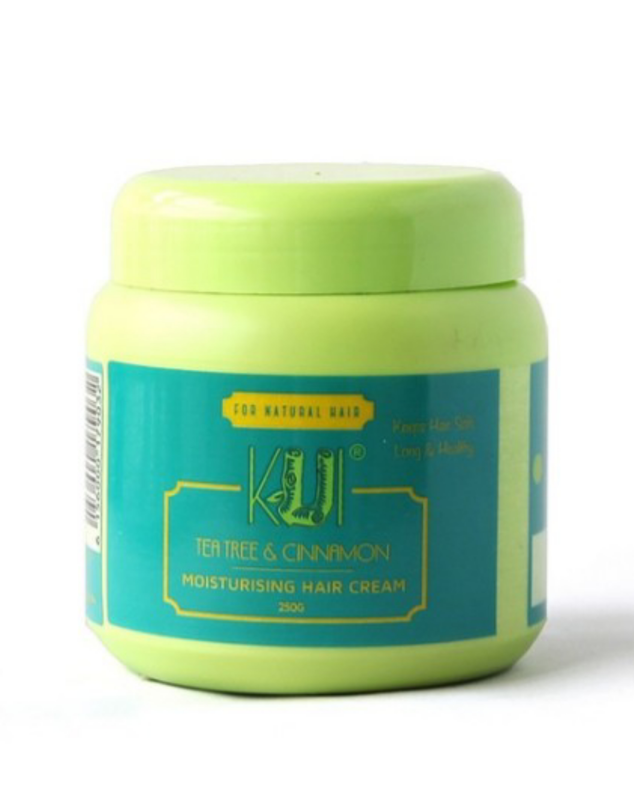 Kui Tea Tree & Cinnamon Moisturising Hair Cream