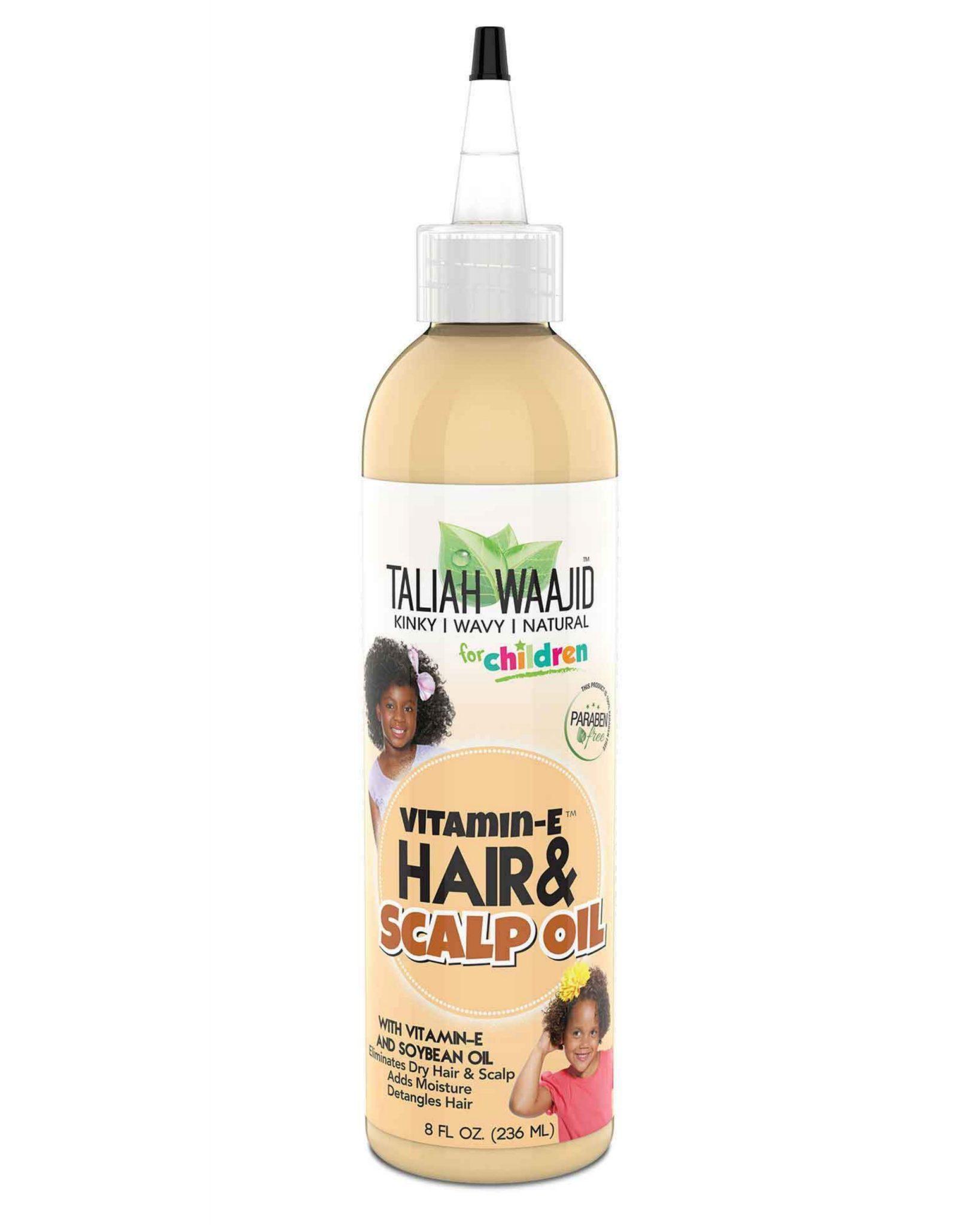 Taliah Waajid for Children Vitamin E Hair & Scalp Oil