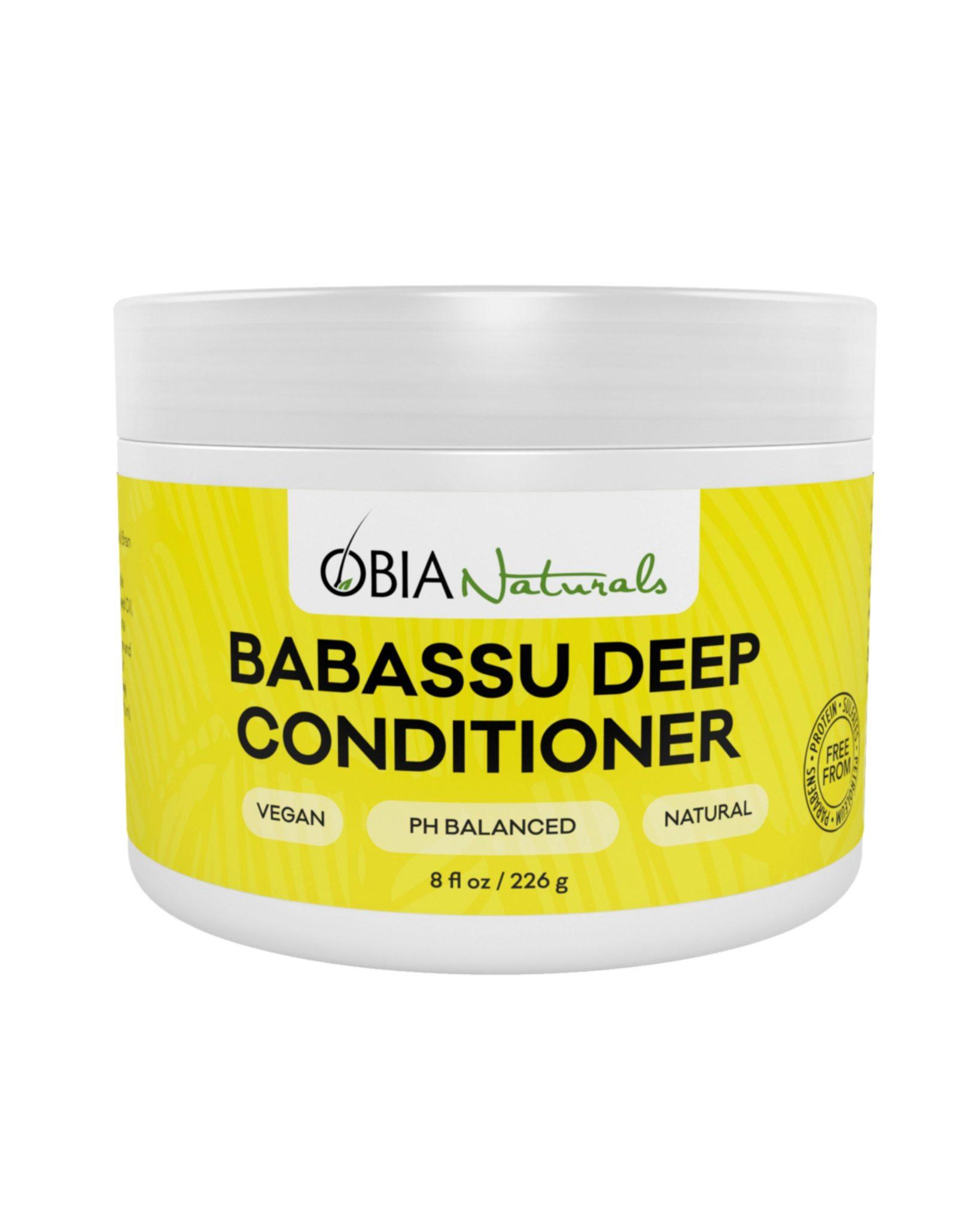 OBIA Naturals Babassu Protein-free Deep Conditioner