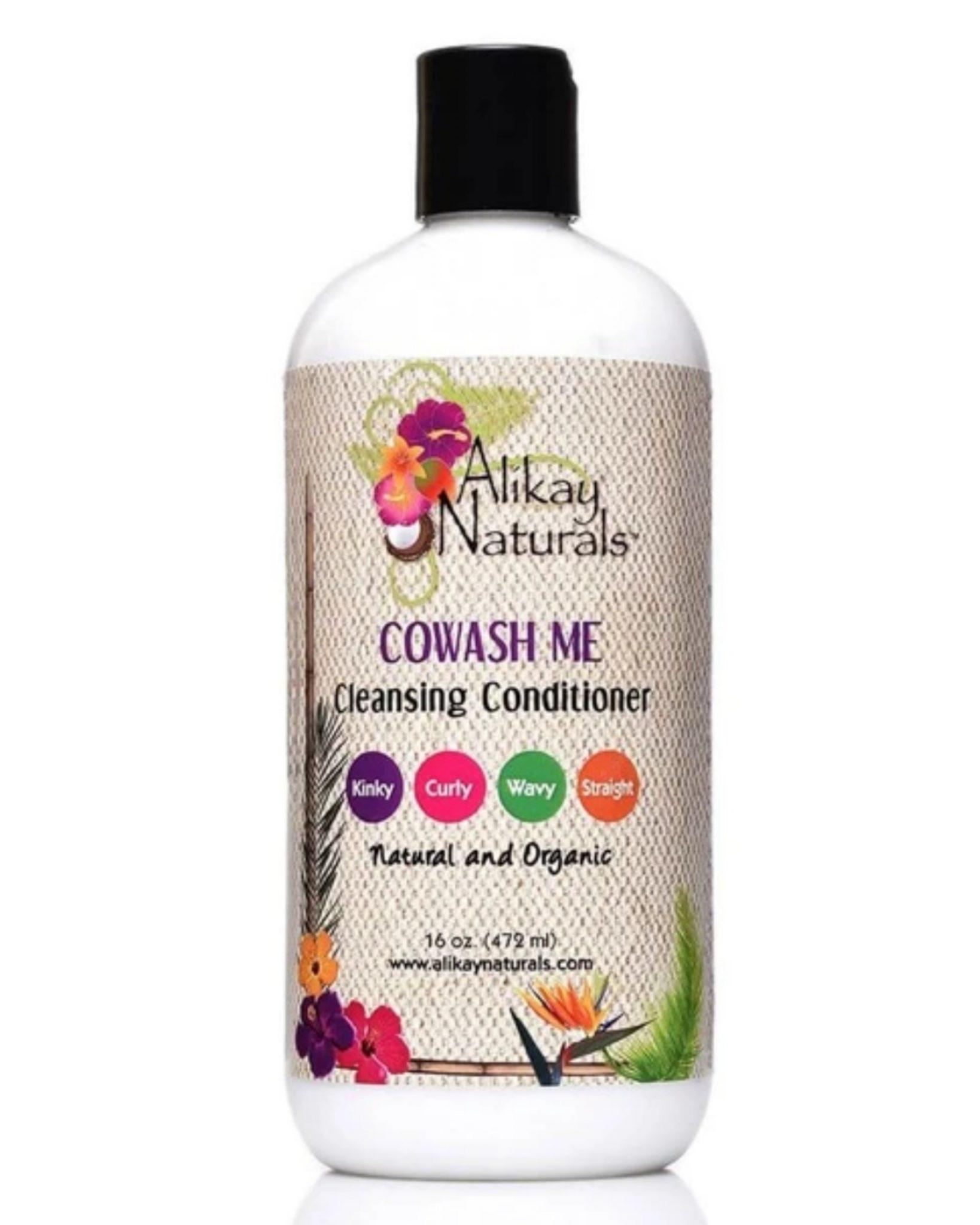 Alikay Naturals Cowash Cleansing Conditioner 16oz