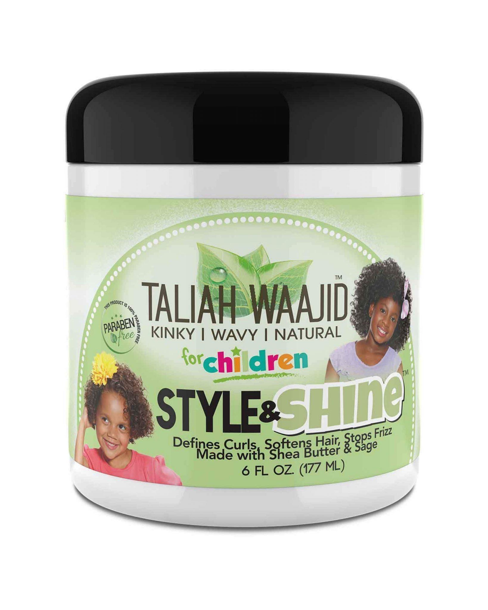 Taliah Waajid for Children Style & Shine Styling Cream
