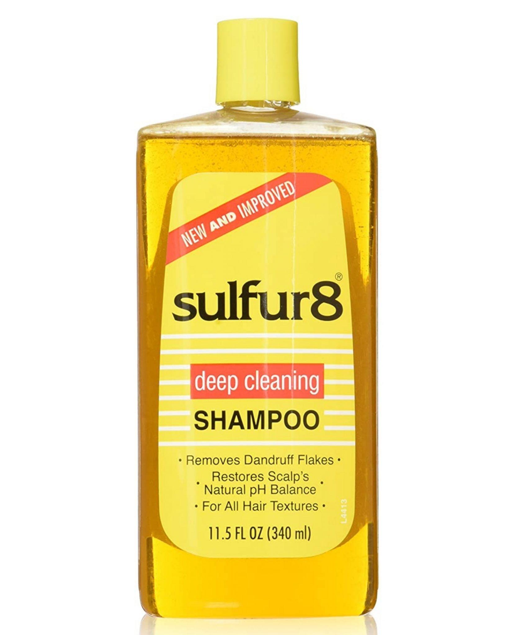 Sulfur8 Deep Cleaning Shampoo 11.5Oz