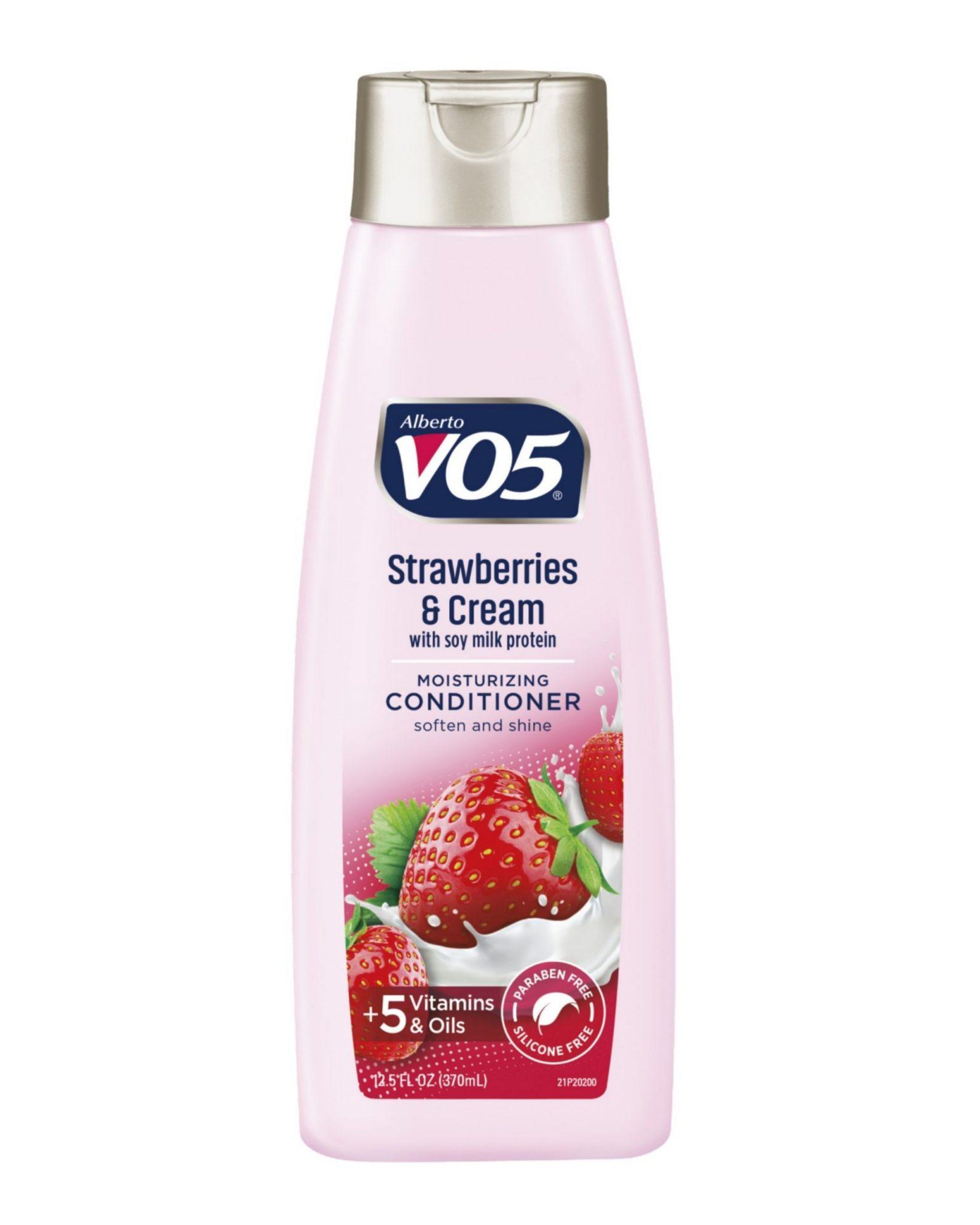 Alberto VO5 Strawberries & Cream Moisturizing Conditioner 12.5 fl oz