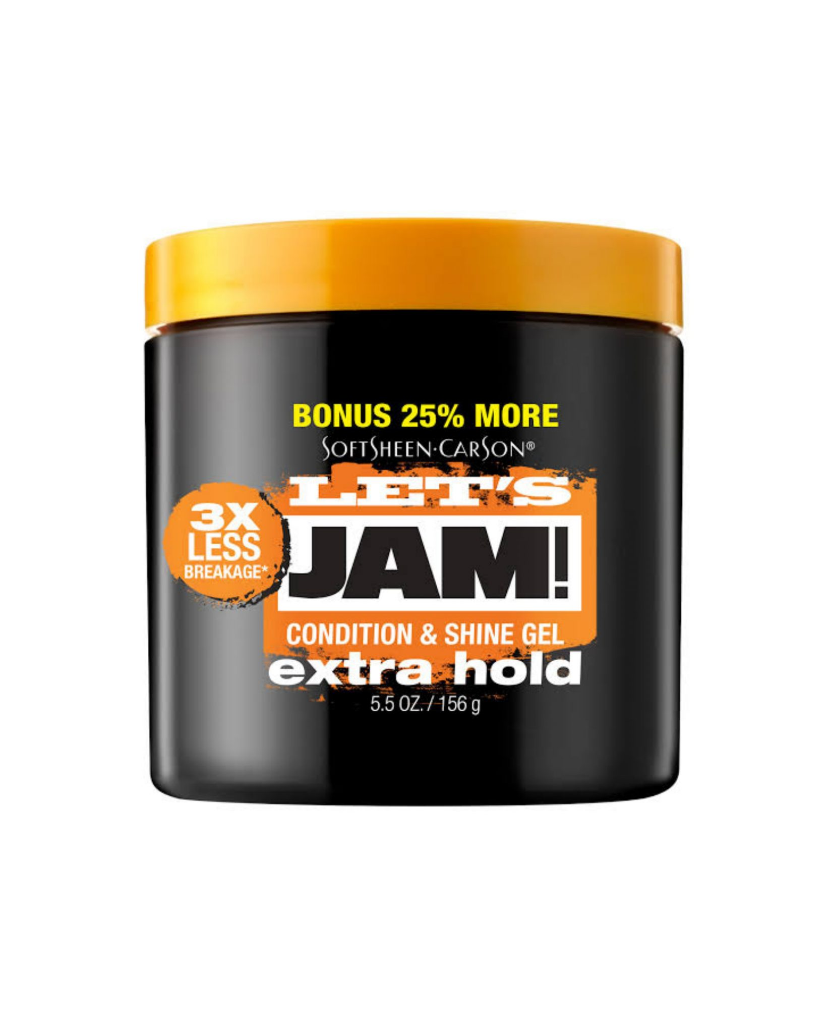Let's JAM! Condition and Shine Gel EXTRA HOLD (Bonus size – 5.5Oz)