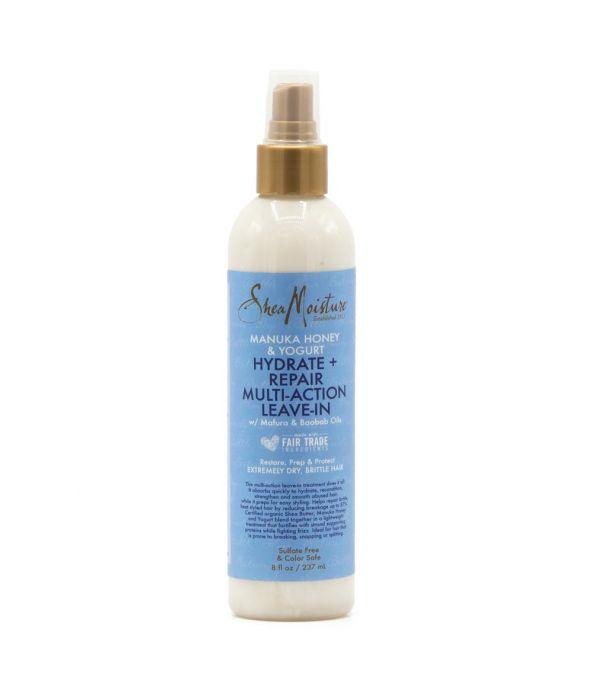 Shea Moisture Manuka Honey & Yogurt Hydrate + Repair Multi Action Leave in