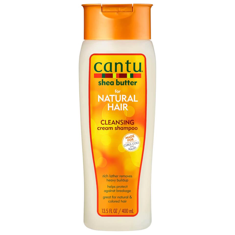 Cantu Shea Butter for Natural Hair Cleansing Cream Shampoo 13.5oz