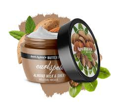 Aunt Jackie's curls & coils butter fusions CURL SPELL – Almond Milk and Shea Butter Moisture Masque