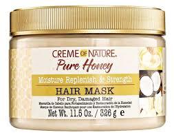 Creme of nature hair mask