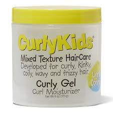 Curly kids curly gel