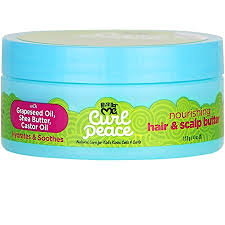 Just for me curl peace nourishing hair & scalp butter