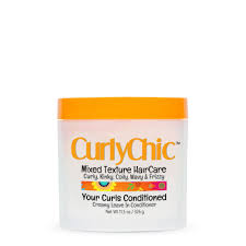Curly chic your curls conditioned leave in conditioner