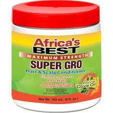 Africa's Best maximum strength super gro