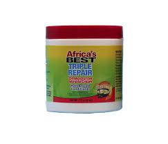 Africa's Best triple repair oil moisturizer miracle cream