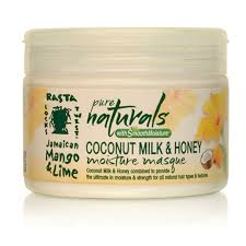 Jamaican mango & lime pure naturals with smooth noisture coconut milk & honey