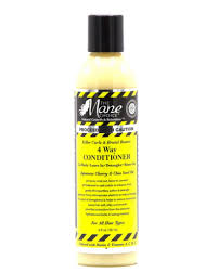 The mane choice proceed with caution 4 way conditioner