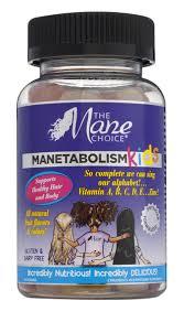 The mane choice  manetabolism kids