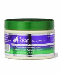 The mane choice  hair type 4 leaf clover moisturizing styling cream