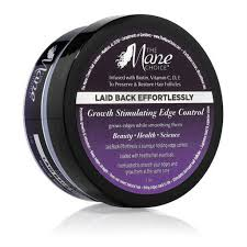 The mane choice  laid back effortlessly growth stimulating edge control