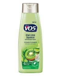 Alberto VO5 Herbal Escapes Kiwi Lime Squeeze Conditioner 12.5Oz