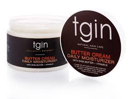 TGIN butter cream daily moisturizer