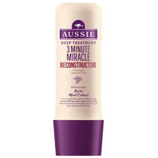 Aussie deep treatment miracle reconstructor