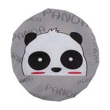 Panda-character Shower cap