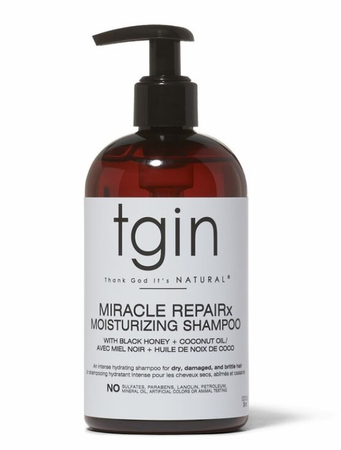 TGIN miracle repairx strengthening shampoo