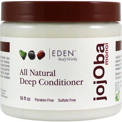EDEN BodyWorks JojOba Monoi Natural Deep Conditioner (16 oz.)